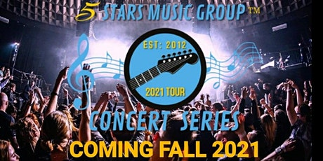 5 Stars Music Group Concert Series Presents The Bar-kays Watch Party tickets