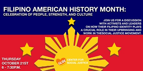 Filipino American History Month: Celebration of People, Strength, & Culture tickets