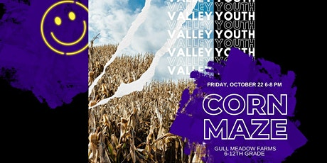 Valley Youth Corn Maze Event tickets