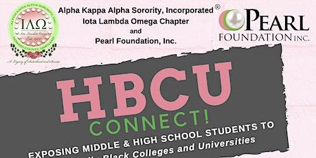 HBCU Connect tickets