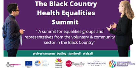 Black Country Health Equalities Summit tickets