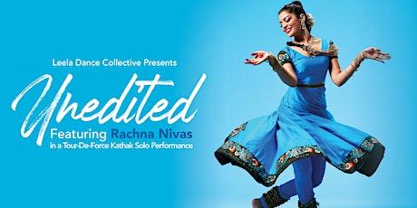 UNEDITED Feat. Rachna Nivas Livestream (Oct 23) tickets