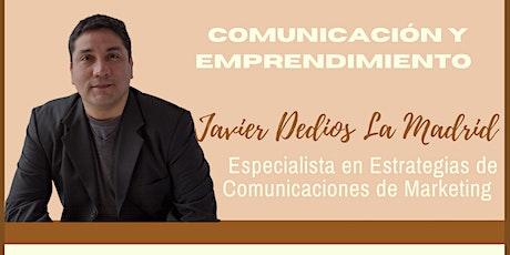 Comunicación y Emprendimiento boletos