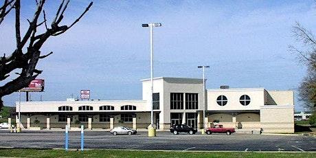 NCC Safe Harbor Sunday Service Registration tickets