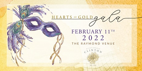 HEARTS OF GOLD GALA 2022 tickets
