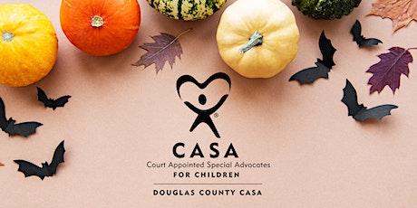 October CASA Volunteer Info. Session tickets