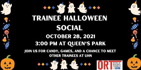UHN Trainee Halloween Social tickets