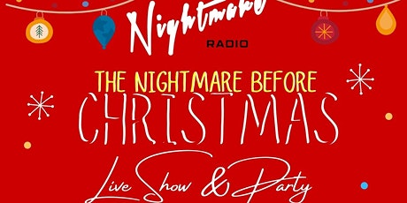 Nightmare Before Christmas Holiday Soiree and Live Show tickets