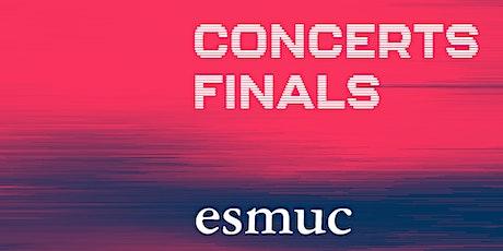 Concerts Finals ESMUC. Jaime Otero, fortepiano entradas