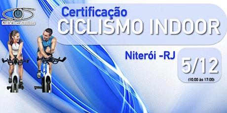 Certificação Ciclismo Indoor ingressos