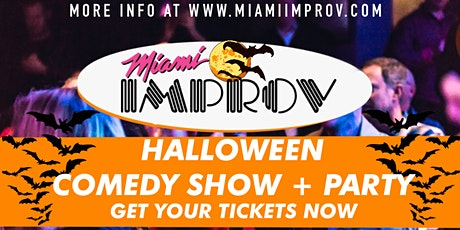 HALLOWEEN STAND UP COMEDY SHOW + PARTY | 10/30 tickets