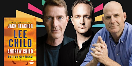 A Virtual Evening with Lee Child  | Miami Book Fair: Evenings With... tickets