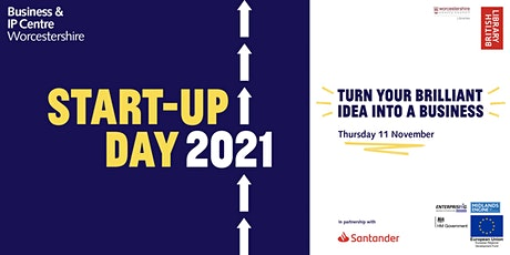 Hear from people starting businesses now - CELEBRATING START-UP DAY 2021 tickets