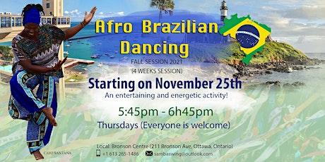 Brazilian  Dance Course tickets