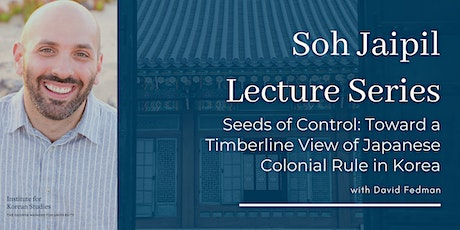 Soh Jaipil Lecture Series: Seeds of Control tickets