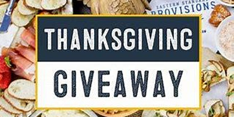 5th Annual Thanksgiving Giveaway tickets