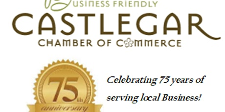 Castlegar & District Chamber of Commerce Business Awards 2021 tickets