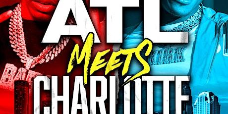 ATLANTA MEETS CHARLOTTE tickets