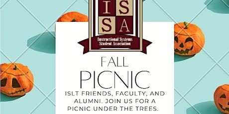 ISSA Fall Picnic tickets