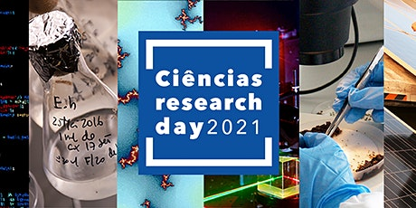 Ciências Research Day 2021 bilhetes