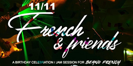 Beano French Bday celebration and Jam Session tickets