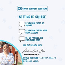 Square Set Up Mini Session tickets