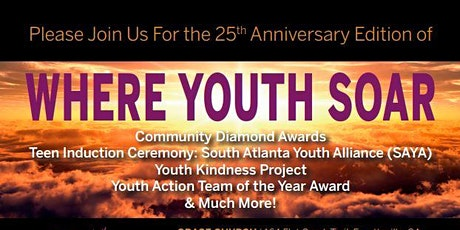 25th Anniversary Edition of AVPRIDE's Where Youth Soar tickets