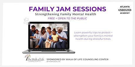 AUA Family Jam Sessions tickets