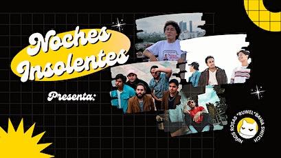Marc   Niños Rosas   Ruwel Band   Bahía Switch tickets