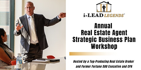 Annual Real Estate Agent Strategic Business Plan Workshop tickets