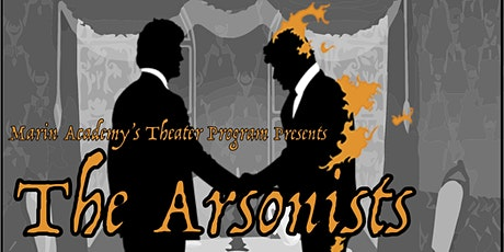 """Fall Theater """"The Arsonists"""" Saturday, November 6 tickets"""