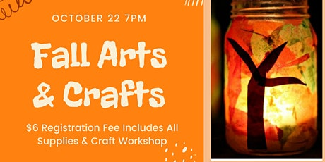 Family Arts & Crafts Event tickets