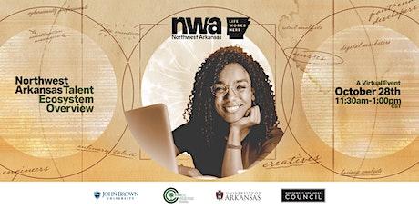 Northwest Arkansas Talent Ecosystem Overview tickets
