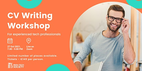 CV Writing Workshop tickets