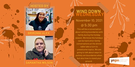 Wind Down Wednesday tickets