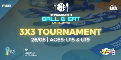 U16 & U19  3x3 Tournament | @ Caius House | Holiday Basketball tickets