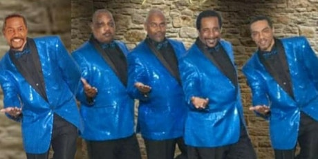 New Years Eve 2021  Tribute to The Temptations,  Sade' & Joanie Brant tickets