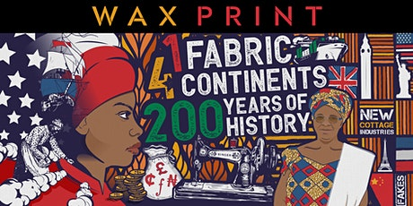 Wax Print- film screening and Q&A with director Aiwan Obinyan tickets