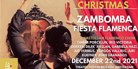 Amsterdam / ¡Zambomba! Flamenco Fiesta tickets