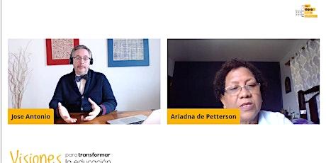 Visión de Ariadna Peterson boletos
