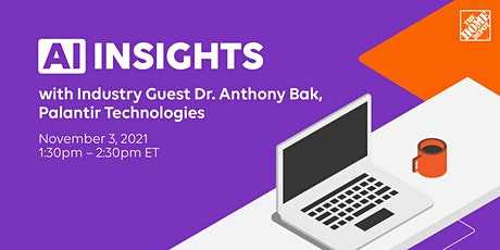 The Home Depot's AI Insights with Palantir Technologies tickets