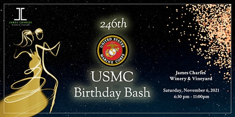 USMC 246th Birthday Bash tickets