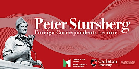 Peter Stursberg Foreign Correspondents Lecture 2021 - with Nima Elbagir tickets