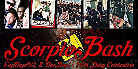 ScorpioBash EaziDuzit412 & DoeBoy$'s 30th Bday Celebration tickets