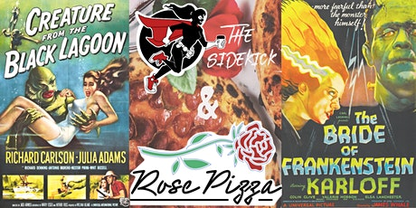 Dinner & Classic Creature Feature with Rose Pizza tickets