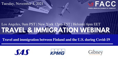 Travel and Immigration Webinar tickets
