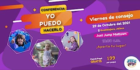 Conferencia: Yo puedo hacerlo entradas