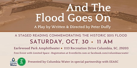 And The Flood Goes On: A Staged Reading tickets
