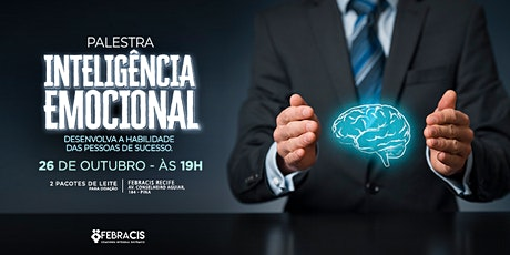 [Recife/PE] Palestra: Inteligência Emocional ingressos