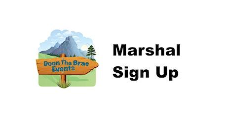 Glenlivet Enduro 2021 - Marshal Sign Up tickets